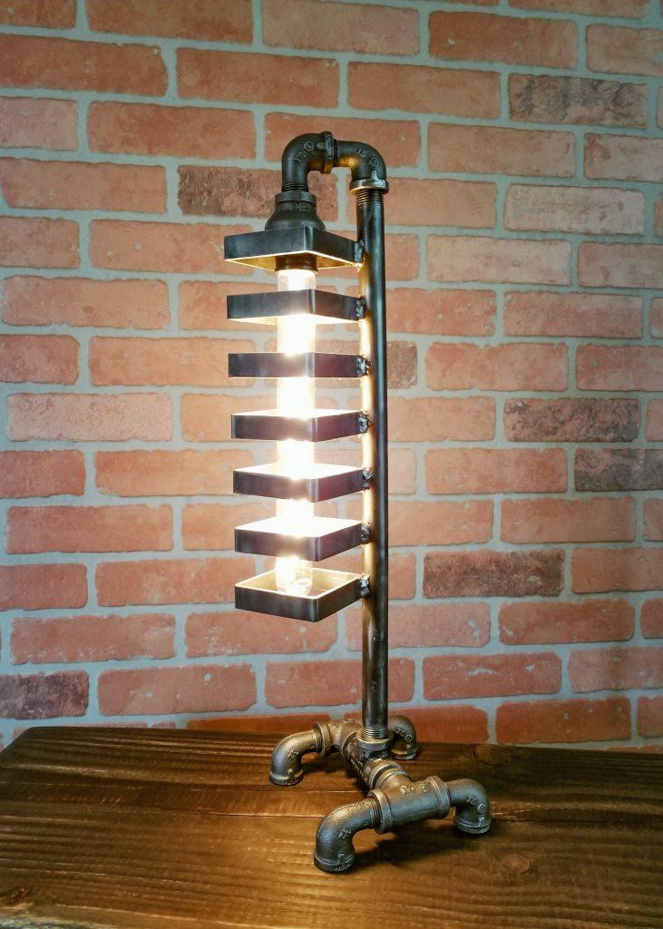 Vintage Hangman Lamp 37 Table Lamp Desk Lamp Lamp